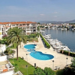 Apartment Gran Lago 62, 3/1 Empuriabrava