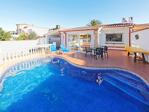 Holiday home Pen? 114 A Empuriabrava