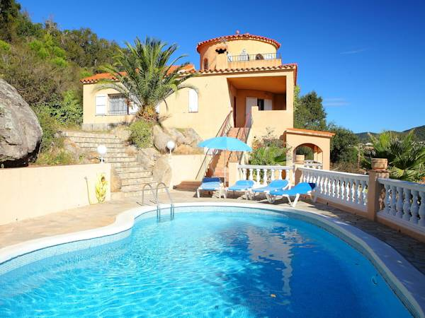 Holiday home Mas Ambros Calonge