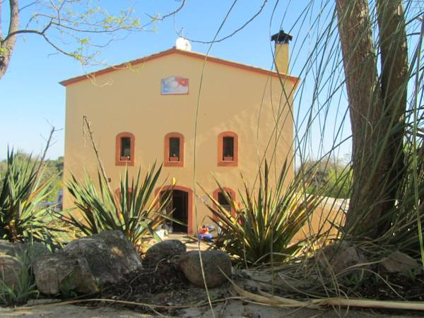 Holiday Home Masia Can Cebria Macanet De La Selva