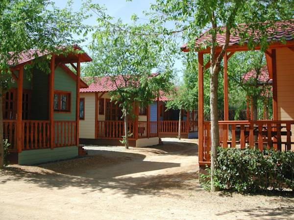 Chalet Camping Solmar I