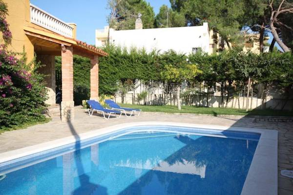 Holiday home La Marinada