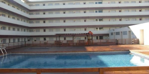 Located in Calonge, Apartment Calonge offers an outdoor pool. Accommodation will provide you with air conditioning.
