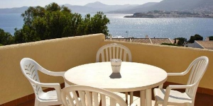 Apartment Martinez Cap De Ras is a self-catering accommodation located in Colera. There is a full kitchen with a microwave and an oven.