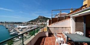 Located 170 metres from the nearest beach in L'Estartit, Port Vell features a private terrace with views of the marina and sea. It offers air-conditioned apartments with a well-equipped kitchen.