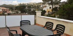 Located in Lloret de Mar, Villa Lloret de Mar 3 offers an outdoor pool. This self-catering accommodation features WiFi.