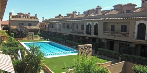 Offering an outdoor pool, Holiday home Santa Cristina d'Aro is located in Santa Cristina d'Aro. The accommodation will provide you with air conditioning and a balcony.